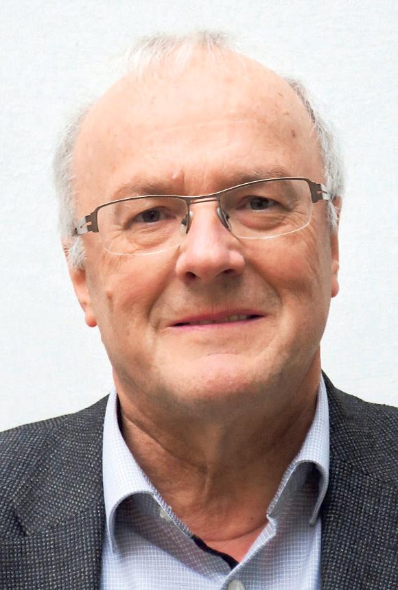 Gerichtspsychiater Reinhard Haller